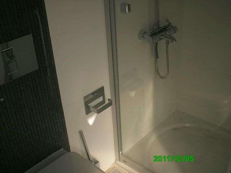 Banyo içi Dekorasyon ve Evye Bataryası Tesisat