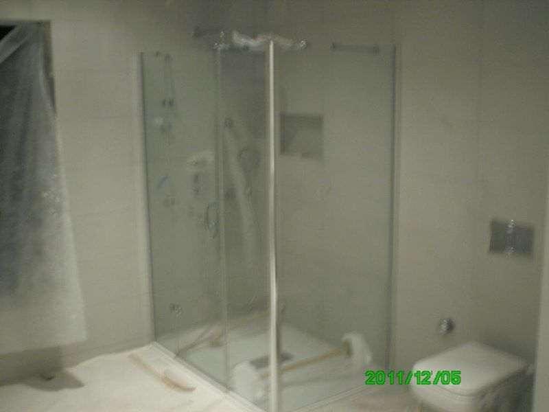 Banyo içi Duşakabin Montaj