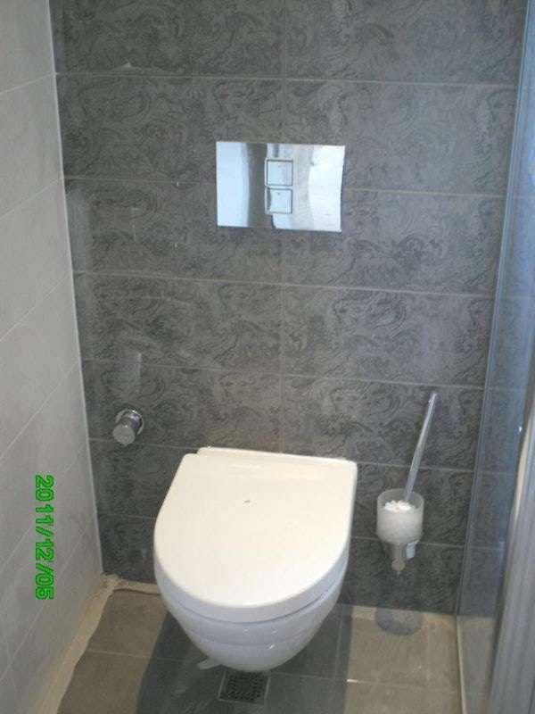 Banyo içi Klozet Tesisat ve Montaj