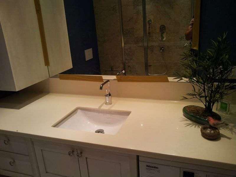 Banyo Lavabo Dolap Dekorasyon ve Tesisat
