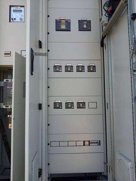 Elektrik Pano Montajı