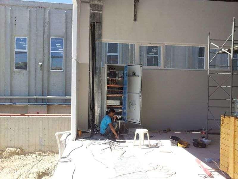 Fabrika Elektrik Panosu Montajı