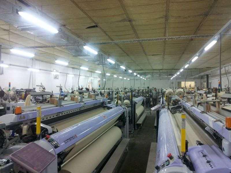 Fabrika içi Aydinlatma İşleri