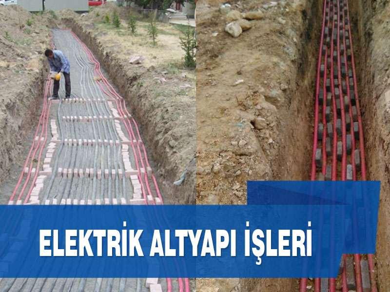Elektrik Altyapı İşleri